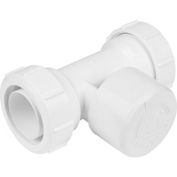 McAlpine McAlpine VP3 Air Admittance Valve White - 56476 - from Toolstation