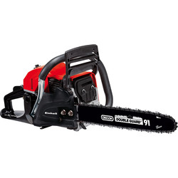 Einhell Einhell 50.4cc 39cm Petrol Chainsaw GC-PC 2040i - 56489 - from Toolstation