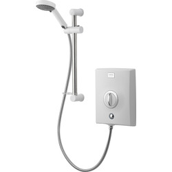 Aqualisa Aqualisa Quartz Electric Shower 8.5kW - 56595 - from Toolstation