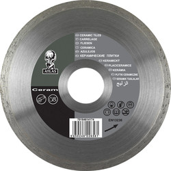 Norton Norton Tile & Ceramic Cutting Diamond Blade 180 x 25.4mm - 56654 - from Toolstation