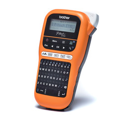 Brother PTE110 Handheld Label Printer