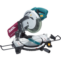 Makita Makita MLS100 1500W 255mm Mitre Saw 240V - 56714 - from Toolstation
