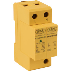 Surge Protection Devices Surge Arrester Type 2 SP+N - 56886 - from Toolstation