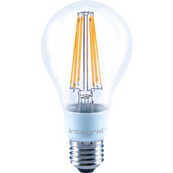 led gls bulbs lamps filament dimmable at toolstation. Black Bedroom Furniture Sets. Home Design Ideas