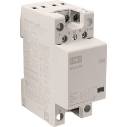 IMO IMO 4 Pole Heating Contactor 25A 230V - 56973 - from Toolstation