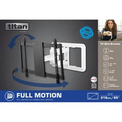 Titan BFMO 8060 Full Motion Wall Mount TV Bracket