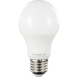 Integral LED GLS Frosted Dimmable Lamp