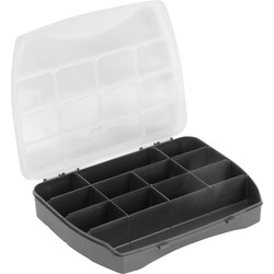 Domino Toolbox 250 x 200 x 44mm - 57126 - from Toolstation
