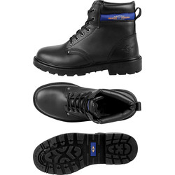ProMan ProMan Safety Boots Size 9 - 57250 - from Toolstation