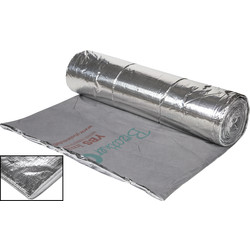 YBS Insulation YBS BreatherQuilt 2 in 1 Multi Layer Insulation Blanket 1.2 x 10m - 57263 - from Toolstation