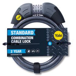 Yale Standard Combination Cable / Bike Lock
