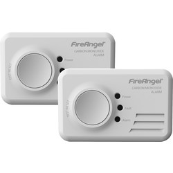 FireAngel FireAngel 7 Year Life Carbon Monoxide Alarm TCO-9XQ Twin Pack - 57296 - from Toolstation