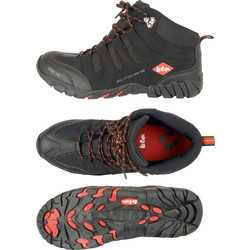 Lee Cooper Lee Cooper Safety Boots Size 10 - 57334 - from Toolstation