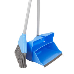 Long Handle Dustpan & Brush Set