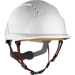 JSP JSP EVOLite Skyworker Industrial Climbing Helmet White - 57416 - from Toolstation
