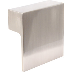 Hafele Square Collection Knob 32 x 60mm