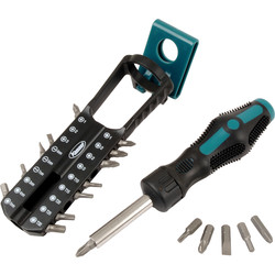 Kamasa Kamasa Ratchet Screwdriver Set  - 57505 - from Toolstation