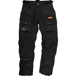 Scruffs Black Expedition Thermo Trousers X Large