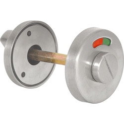 Indicator & Turn Satin Steel - 57635 - from Toolstation