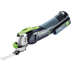 Festool Festool OSC 18 Li 18V Li-Ion Cordless Multi Tool 1 x 3.1Ah - 57689 - from Toolstation