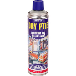 Action Can Action Can Dry PTFE 500ml - 57723 - from Toolstation