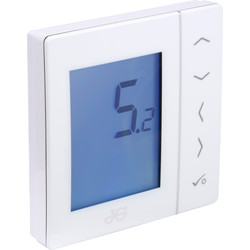 JG Speedfit Wireless Thermostat 230V White