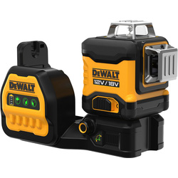DeWalt DeWalt 18V 360 Multiline Laser Green Body Only DCE089NG18-XJ - 57785 - from Toolstation