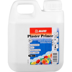 Mapei Mapei Plaster Primer 1kg - 57804 - from Toolstation