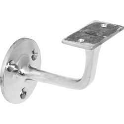 Handrail Bracket Aluminium - 57844 - from Toolstation