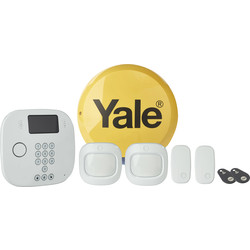 Yale Smart Living Yale Wireless Intruder Alarm Kit IA-220 - 57859 - from Toolstation