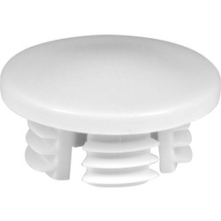 Cistern Hole Stopper White