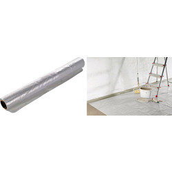 Tradesman Polythene Sheeting 4 x 25m - 57909 - from Toolstation
