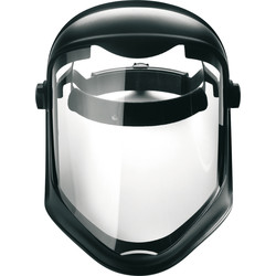 Honeywell Honeywell Bionic Face Shield Clear Uncoated PC Visor - 57929 - from Toolstation
