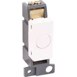 Scolmore Click Click Mode Grid Module 20A Flex Outlet - 57951 - from Toolstation