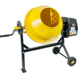 SIP SIP 220W 63L Mini Concrete Mixer 230V - 58039 - from Toolstation