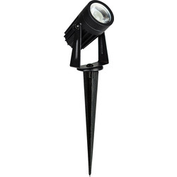 Luceco Luceco LED Garden Spike Light IP66 240V 3W 200lm - 58079 - from Toolstation