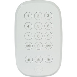 Yale Smart Living Yale Intruder Alarm Keypad AC-KP - 58113 - from Toolstation