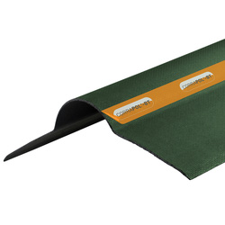 Corrapol Corrapol-BT Corrugated Bitumen Ridge Green 930mm - 58167 - from Toolstation