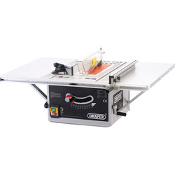 Draper Draper 254mm 1500W Table Saw 230V - 58236 - from Toolstation