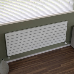 Ximax Oxford Slim Duo Horizontal Designer Radiator