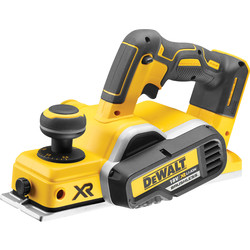 DeWalt DCP580 18V XR Cordless 2mm Brushless Planer 2 x 5.0Ah