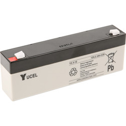 Sealed Lead Acid Battery 12V 2.3Ah 177 x 35 x 67mm - 58363 - from Toolstation
