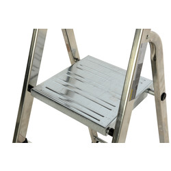 Youngman High Handrail Step Ladder