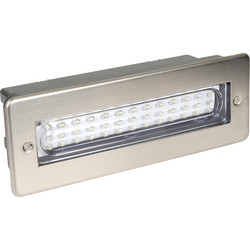 Meridian Lighting LED IP68 Brick Light 3.2W 95lm White - 58492 - from Toolstation