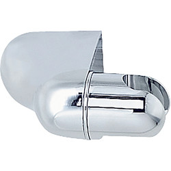 Croydex Croydex Adjustable Shower Handset Bracket Chrome - 58509 - from Toolstation