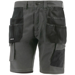"CAT Caterpillar Shorts 30"" Grey - 58704 - from Toolstation"