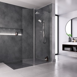 Mira Mode Dual Digital Thermostatic Shower