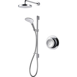 Mira Mira Mode Dual Thermostatic Digital Mixer Shower Pumped Rear Fed - 58709 - from Toolstation