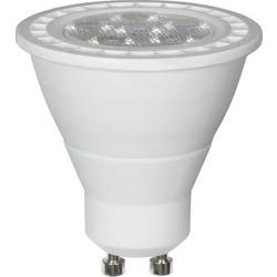 Corby Lighting Corby Lighting LED GU10 Lamp 5W Warm White 345lm - 58801 - from Toolstation