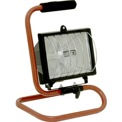 Floor Standing Light 230V 150W - 58823 - from Toolstation